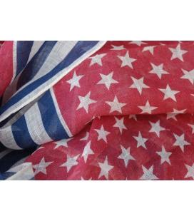 Echarpe en lin FLAG