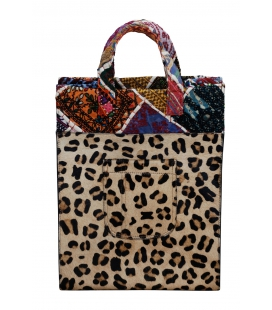 Tote Bag CRAZY CABAS
