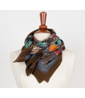 Square scarf SANTAL