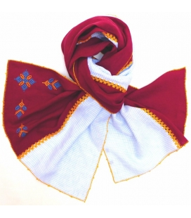 Foulard Lin LéO ATLaNTE