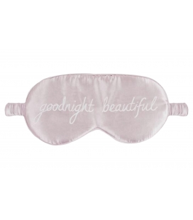 "Masque de sommeil "" GOOD NIGHT BEAUTIFUL"""